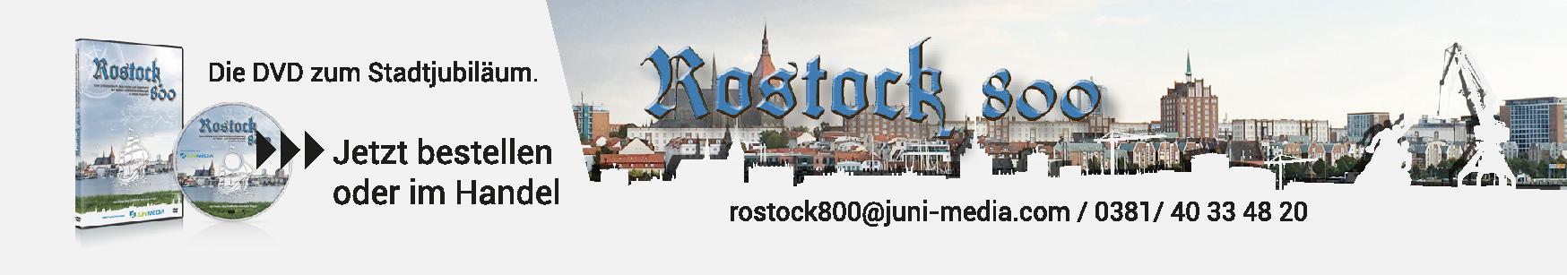 Banner Rostock 800